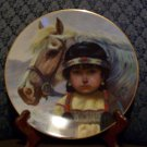 "Perillo ""Kindred Spirits"" Collectors Plate"