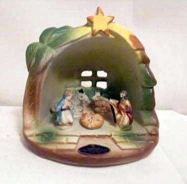 Nuova Capodimonte Nativity Scene (small)