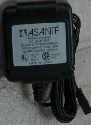 ASANTE - A41312C - 12V-AC AC ADAPTER