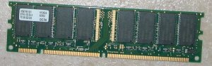 Hyundai, PC100-322-620 SDRAM 128MB, PC100---free shipping