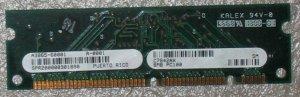 HP C7842AX LaserJet 4100 8MB PC100 Memory A3865-60001---free shipping