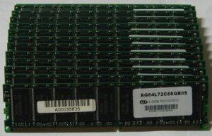 ATP  512MB  PC2100 ECC - AG64L72C8SQB0S---free shipping