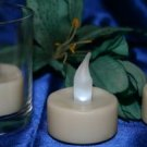 Battery Operated White Candle