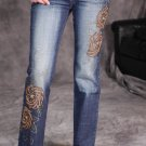 Exclusive Rosa & Rose jeans, size 46 (XL).