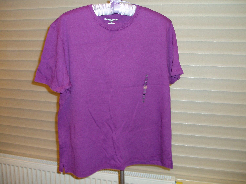 Karen Scott Sport T-shirt, size Medium, M