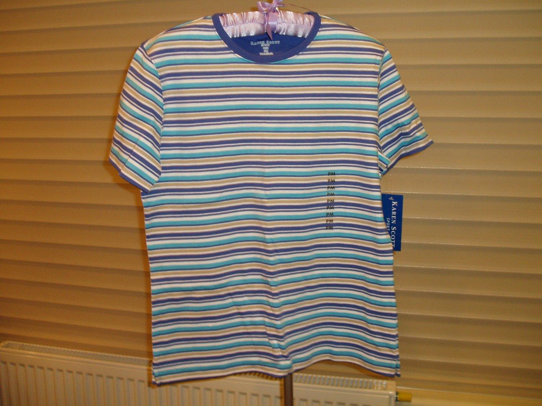 Karen Scott Sport T-shirt, size Petite Medium, PM