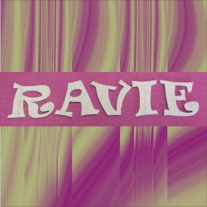 Oak Ravie  12 Inch Wood Letters Numbers Names Wooden