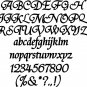Oak Elegant 4 Inch Wood Letters Numbers Wooden Names