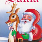 Santa Claus Personalized Children's Book