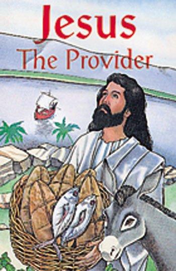 Jesus the Provider Personalized Children's Book
