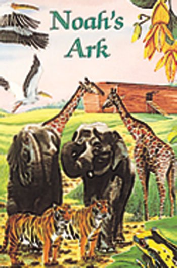 Noah's Ark Personalized Children's Book