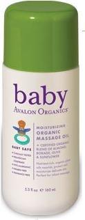 Moisturizing Organic Massage Oil