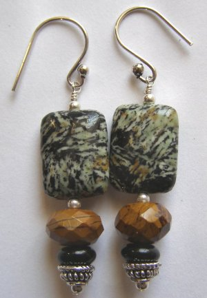 Catherine Jasper Artisan Made Earrings