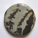Nature's Paintbrush Jasper 35mm Disc Pendant Bead