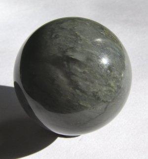 Seaweed Quartz 50mm Undrilled Sphere