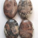 4 Apache Jasper 30x20 Oval  Beads