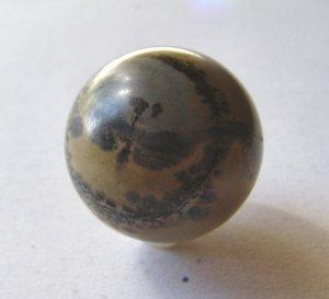 Nature's Paintbrush Jasper 30mm Undrilled Sphere