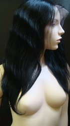 """Indian Remy Slight Wave 26"""" full lace Unit"""