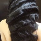 "Indian Remy Body Wave 16"" full lace Unit"