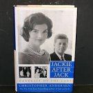 Jackie After Jack by Christopher P. Andersen (1998) Kennedy Onassis