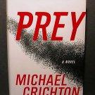 Prey by Michael Crichton (2002, Hardcover)