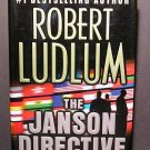The Janson Directive by Jonathan Ryder - First Edition