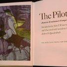 The Pilot by James Fenimore Cooper Heritage Press 1968