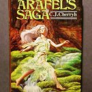 Arafel's Saga by C. J. Cherryh World of Celtic Myth EC