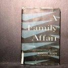 A Family Affair by Roger Eddy HCDJ 1958