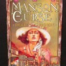 The Manson Curse by Dell Shannon HCDJ 1990 VGC