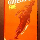 Gideon's Fire J.J. Marric Hard Cover w/Dust Jacket 1961