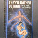 They'd Rather Be Right Clifton & Riley HCDJ Fine