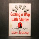 Getting A Way With Murder McInerny Father Dowling HCDJ