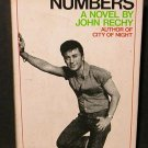 Numbers by John Rechy HCDJ Good 1967