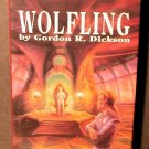 Wolfling by Gordon R. Dickson HCDJ 1969 Fine Condition