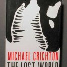 The Lost World by Michael Crichton HCDJ Fine 1st Trade