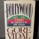Hollywood Novel of America 1920s Gore Vidal HCDJ 1st Ed