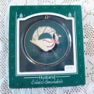 1986 Cameo Ornament Husband Hallmark Christmas Goose Bird