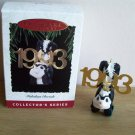 Fabulous Decade Hallmark Christmas Ornament #4 Skunk 1993