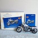 Hallmark 1971 FX-1200 Super Glide #4 Harley Davidson Motorcycle Milestones Christmas Ornament 2002