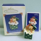 2005 Hallmark Mischievous Kittens 7th in Series Christmas Ornament