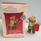Hallmark Dexter Next 3rd in the Snow Cub Club 2002 Christmas Ornament