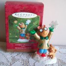 Arthur A Perfect Christmas Hallmark 2001 Ornament