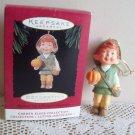 Harvest Joy Garden Elves Collection Hallmark Christmas Ornament