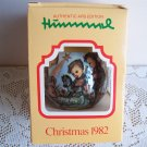 Hummel Satin Ball First in the ARS edition Christmas Ornament 1982