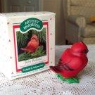 Baby Redbird 1988 Hallmark Christmas Ornament