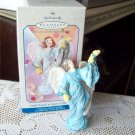 Joyful Collectors Series Third 1998 Hallmark Christmas Angel Ornament
