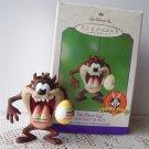 Hallmark Looney Tunes Taz Paint Egg 2001 Tazmanian Devil