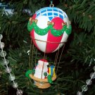 Noma Santas Hot Air Balloon Ornamotion Rotating Ornament