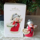 Snow Much Fun to Cook Hallmark Christmas Ornament 2009 Snowman